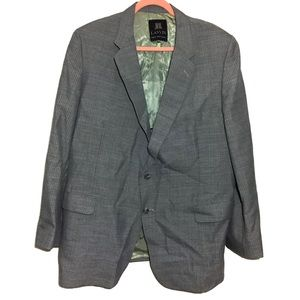 Lanvin Suits & Blazers - Lanvin Blazer Mens Sport Coat Stripes Sil